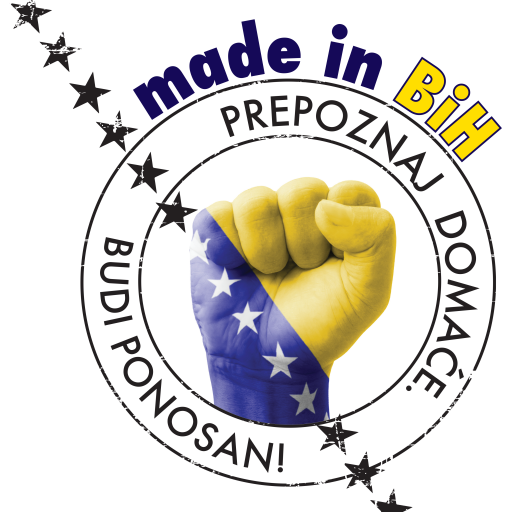 "Budi Ponosan ""Made in BiH"""